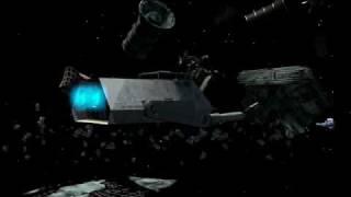 X-wing Alliance Cutscene: Zaarin Speaks With Imperial Officers