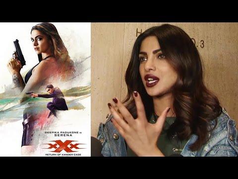 Xxx Mp4 Priyanka Chopra S Reaction On Baywatch Trailer Deepika Padukone S XxX Movie 3gp Sex