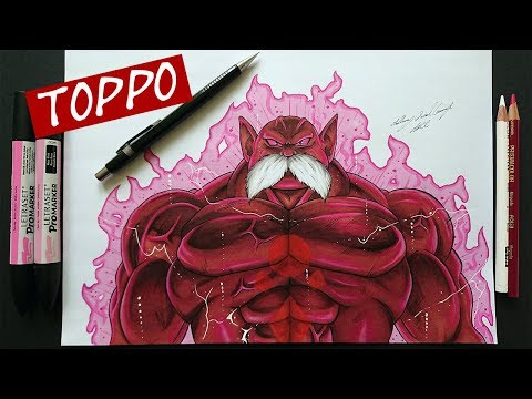 Xxx Mp4 Drawing TOPPO God Of Destruction Dragonball Super Art 3gp Sex
