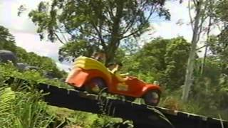 Opening to Barney Round and Round We Go 2002 VHS
