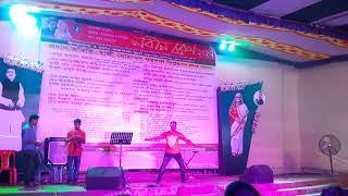 Jodi chas moner ghore amay bedhe rakh na Singer Dance Rakib Musabbir