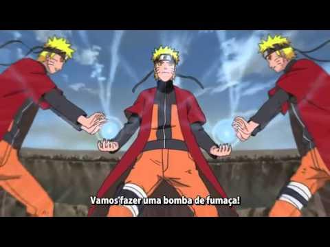 AMV Naruto vs. Pain Linkin Park
