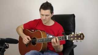 Coldplay - Viva La Vida - Fingerstyle Guitar / Acoustic Interpretation