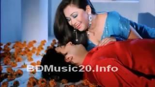 I love You Jan Re Full Video   Buk Fote Tor Muk Fotena By Shakib Khan & Romana HD