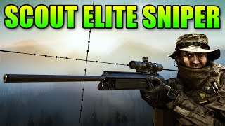 Sniper Sunday - Scout Elite Pointless Rifle? | Battlefield 4 Bolt Action Gameplay