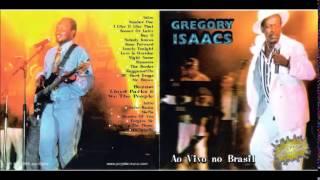Gregory Isaacs   Ao Vivo no Brasil 1999  Silvanio Rockers
