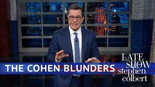 Cohen Exposes Trump