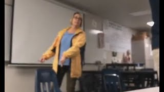 Teacher Absolutely Loses Her Mind