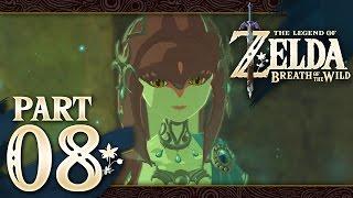 The Legend of Zelda: Breath of the Wild - Part 8 - Divine Beast Vah Ruta