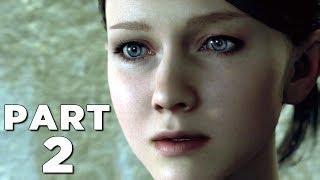 DETROIT BECOME HUMAN Walkthrough Gameplay Part 2 - KARA (PS4 Pro)