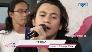 Coda - Sponge cola