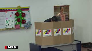 Venezuela: Maduro casts his vote in municipal elections in Caracas