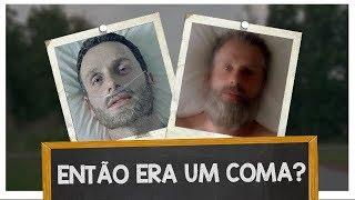 ENTÃO O RICK ESTAVA EM COMA EM THE WALKING DEAD? Análise do TRAILER