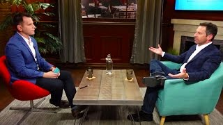 Sam Harris Discusses His Ben Affleck Debate on Real Time with Bill Maher