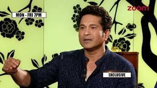 Sachin Tendulkar Talks About