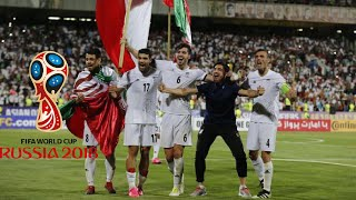 All Games Of Iranian National Team in the Qualification of the World Cup 2018 | Team Melli