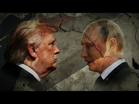 Trump and Putin share same aims on Syria