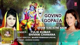 GOVIND GOPALA GOVIND GOPALA KRISHNA BHAJAN BY TULSI KUMAR,SHIVANI CHANANA I AUDIO SONG I ART TRACK