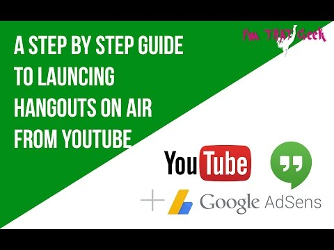 Hangouts on air moved to YouTube Live here s what you need to do now.