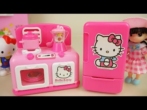Xxx Mp4 Hello Kitty Kitchen And Baby Doll Toys Play 3gp Sex