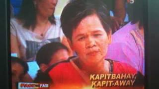 AMY PEREZ / FACE TO FACE / KAPITBAHAY KAPIT-AWAY Episode / 3 OF 3
