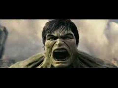 el increible hulk xxx trailer 2008