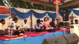 Ramzat orchestra live show , RANGBAI
