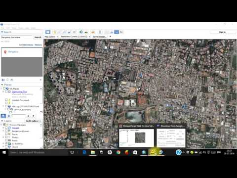 Download Very High Resolution Georeferenced Satellite Image