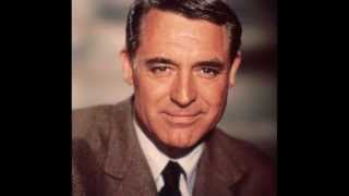"""CARY GRANT reveals a personal flaw & actually says """"Judy, Judy, Judy""""!"""