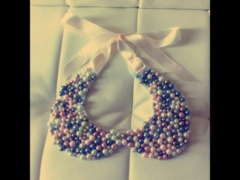DIY ♡ Choker Necklace
