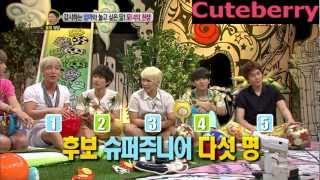 120723 The best husband KYUHYUN on Talk Show Hello