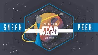 Science and Star Wars with IBM Trailer