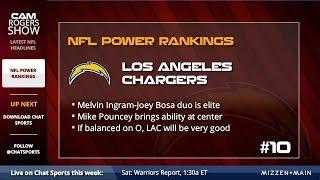 NFL Power Rankings - 2018 Top Ten: Post Free Agency