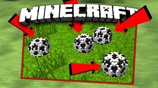 KILLER SOCCER BALLS!   SCHOOL PROP HUNT! - Minecraft Mods