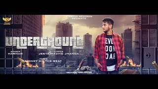 Underground | Audio | Harman | Money On The Beat | Jeeta Madho Jhanda | New Punjabi Songs 2017