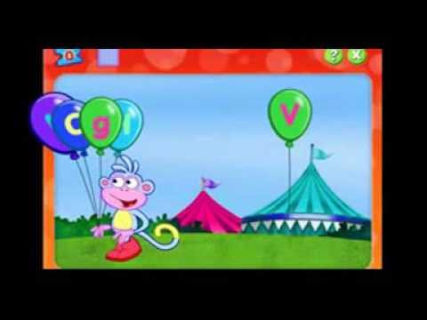 Nick Jr Bingo Dora Games Dora The Explorer OK