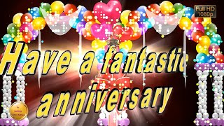 Happy Wedding Anniversary Wishes,Whatsapp Video,Greetings,Animation,Marriage Quotes,Download