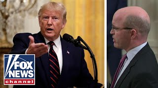 Trump explodes at Reuters reporter asking about Ukraine