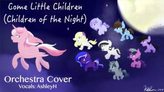 Come Little Children (Children of the Night) Cover-AshleyH