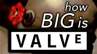 How BIG is VALVE?