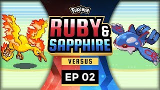 Pokemon Ruby and Sapphire Versus - EP02 | The Tables Have Turned!