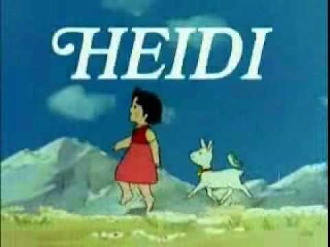 Abuelito dime tú Heidi