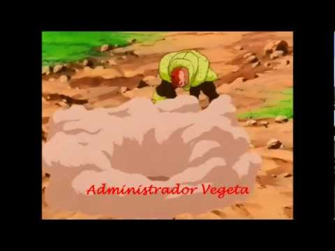 Dragonball Z Capitulo 152 Cell absorbe al androide 17