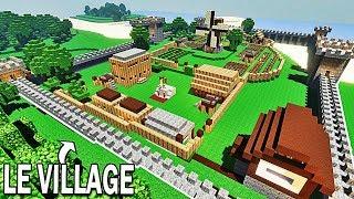 MON INCROYABLE VILLAGE SÉCURISÉ ! | Colony Survival ! #Ep14