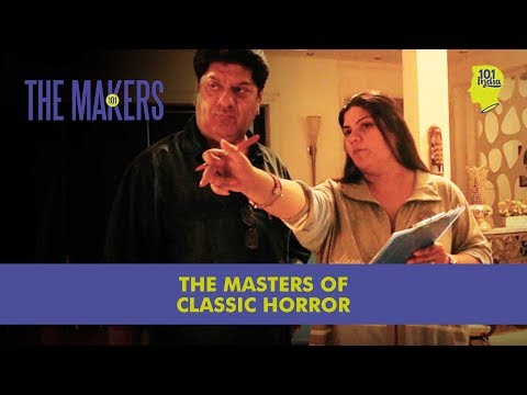 The Masters Of Classic Indian Horror Are Back! | Shyam & Saasha Ramsay