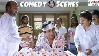 Kirak Comedy Scenes || Back 2 Back Hilarious Comedy Scenes || Volga Videos 2017
