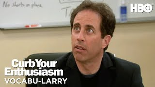 Larry David Respects All Wood   Curb Your Enthusiasm (2017)   HBO