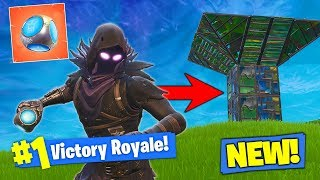 *NEW* PORT-A-FORT GAMEPLAY In Fortnite Battle Royale!