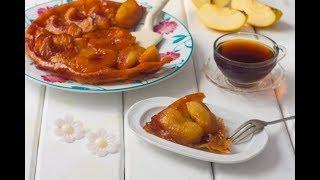 المطبخ الفرنسى - تارت التفاح - مع نهاد النجار