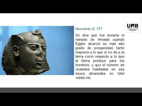 7 10 7B 4 El Imperio de Kush saítas y persas La dinastía XXVI desde Apries a la conquista per